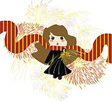 Hermione Granger by momothistle
