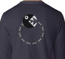 Chomping Its Own Chain Long Sleeve T-Shirt
