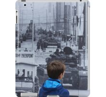 US-Army Checkpoint Charlie iPad Case/Skin