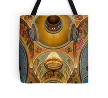 Multi-Colored Holiness Tote Bag
