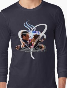 Castle - In My Veins Long Sleeve T-Shirt