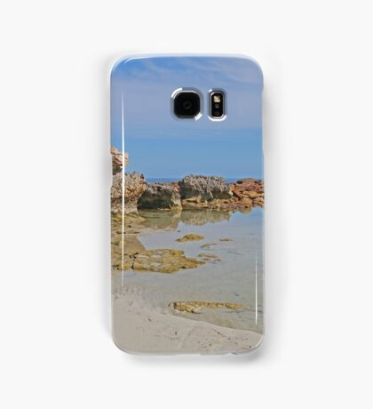The Rockpool at Stokes Bay Samsung Galaxy Case/Skin