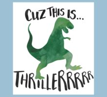 Dino Thriller Kids Clothes
