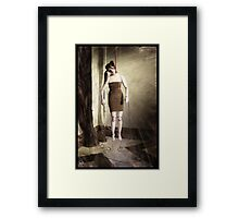 Gothic Photography Series 142  Framed Print