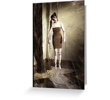 Gothic Photography Series 142  Greeting Card