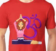 YOGA GIRL Unisex T-Shirt