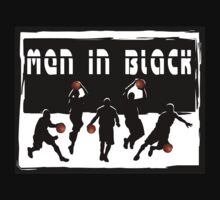 Men In Black by Nia Brown