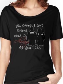 Always At Your Side Women's Relaxed Fit T-Shirt