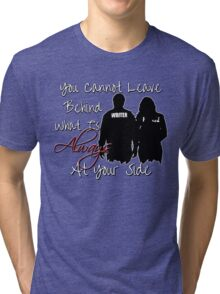 Always At Your Side Tri-blend T-Shirt