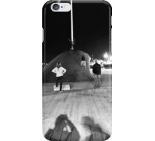 Do not climb the Wave. iPhone Case/Skin