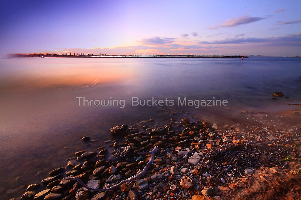 Mysterious  by Throwing  Buckets Magazine
