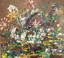 Rock Garden II by Phil Cashdollar