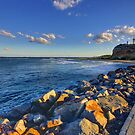 Breakwall by RedMonkey Photography