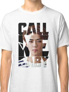 EXO Sehun 'Call Me Baby' Classic T-Shirt