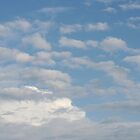 Clouds for Barb  :) by DebbieCHayes