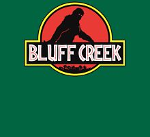 Bluff Creek Sasquatch Bigfoot T Shirt Unisex T-Shirt