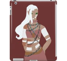 Judgemental Elf iPad Case/Skin