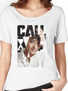 EXO Tao 'Call Me Baby' Women's Relaxed Fit T-Shirt