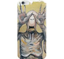 I Have So Many Names iPhone Case/Skin