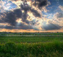 A Beautiful End to a Beautiful Day by ECH52