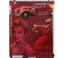Exclusive,Auburn 1934  iPad Case/Skin