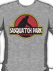 Sasquatch Park Bigfoot Parody T Shirt T-Shirt