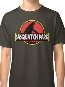 Sasquatch Park Bigfoot Parody T Shirt Classic T-Shirt