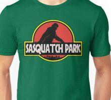 Sasquatch Park Bigfoot Parody T Shirt Unisex T-Shirt