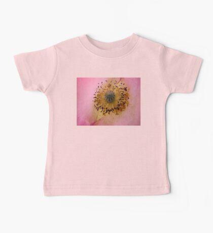Poppy Pollen Dust Baby Tee