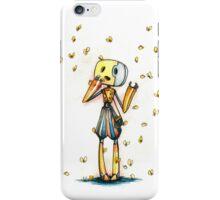 Aflutter iPhone Case/Skin