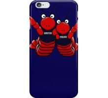She's his lobster iPhone Case/Skin