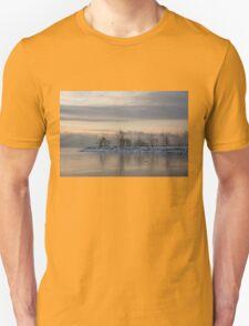 Pale, Still Morning on Lake Ontario T-Shirt