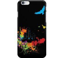 Reaching Yonder iPhone Case/Skin