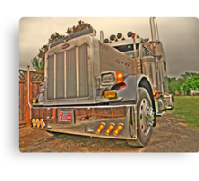 2004  Peterbilt 379 Canvas Print
