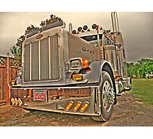 2004  Peterbilt 379 Photographic Print