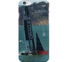 """""""USA Wins the America's Cup"""" iPhone Case/Skin"""