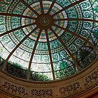 Pennsylvania Supreme Court Chamber Dome by Tim Devine