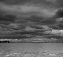 Hudson River NYC by zarkhoc