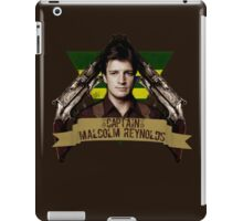 Captain Mal iPad Case/Skin