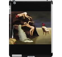 SURREALISM - Prolonging Life iPad Case/Skin