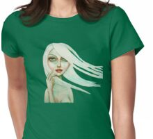 Fleeting Thoughts tee Womens Fitted T-Shirt