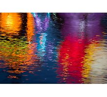 A Rainbow of Color Photographic Print