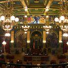 Pennsylvania State Senate Chamber by Mark Van Scyoc
