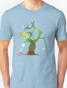 T-Shirt 50/85 (Social Security) by Benjamin Chen T-Shirt