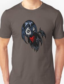 """batts - """"fangs for nothing!"""" T-Shirt"""