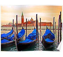Isola Di San Giorgio, Venice Poster