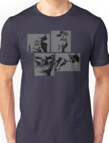 Cowboy Bebop Characters Unisex T-Shirt