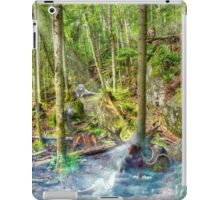 The Guardian of the Path iPad Case/Skin
