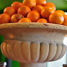Still Life in Orange and Green by petejsmith