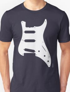 Guitar Body Unisex T-Shirt